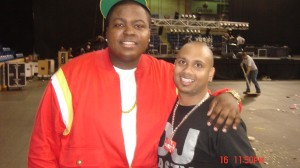 "Sean Kingston & DJ Nasty Naz on the ""Tomorrow"" Tour"