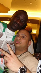 Dj Nasty Naz & Akon in New Orleans