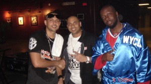 Reggae Legend - Sean Paul, DJ Nasty & Super Producer Wyclef
