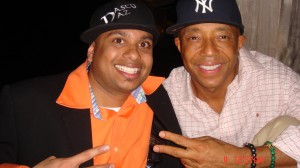 Hip Hop Mogul and Guru - Russel Simmons