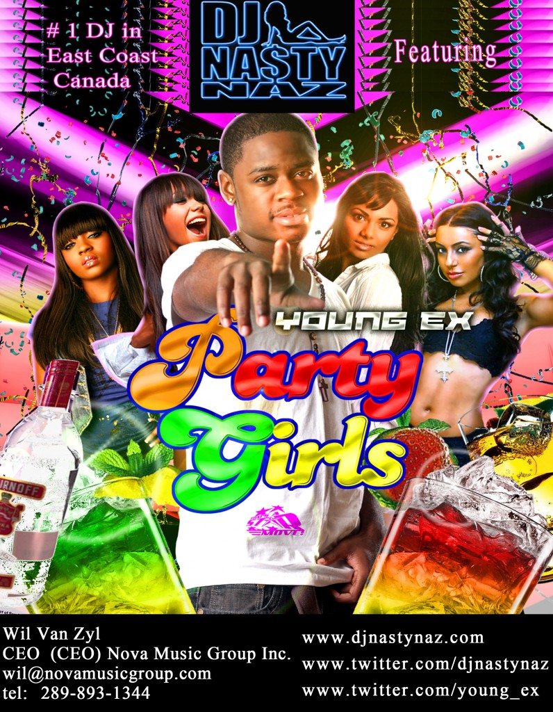 Party Girls Radio Flyer